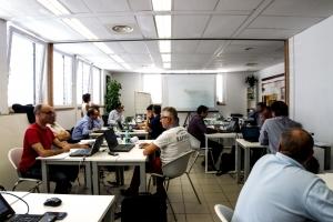 Salle en Ilot-Station coworking