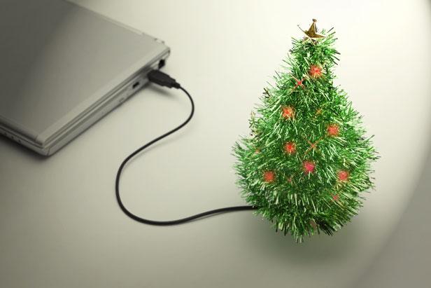 Noël au bureau les plus belles décorations tbcrm